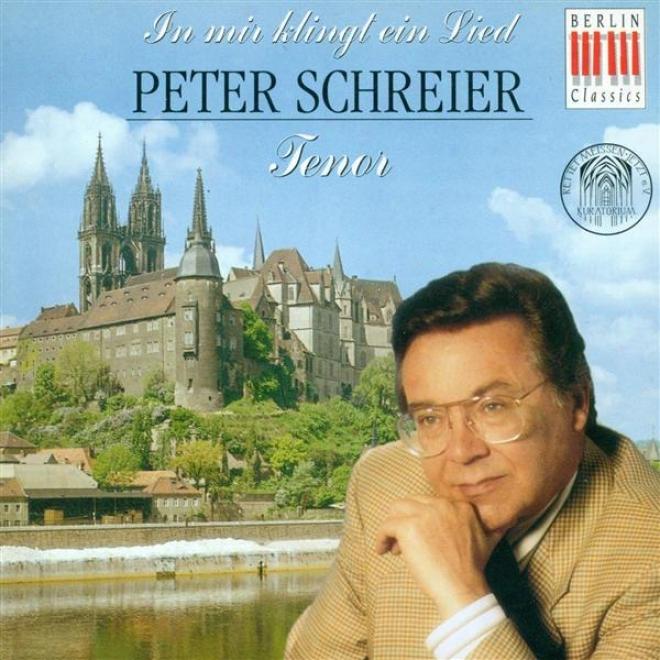 Vocal Recital: Schhreier, Peter - Tauber, R. / Grieg, E. / Spolkansky, M. / Melichar, A. / Bohm, K. / Albert, M. / Stolz, R. / Katt