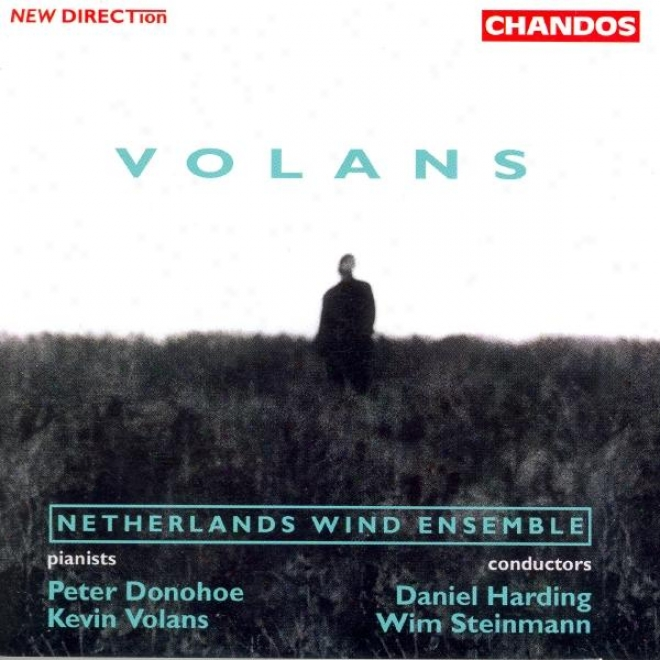 Volans: This Is How It Is / Walking Song / Lewping Dance / Concerto For Piano And Wind Instruments