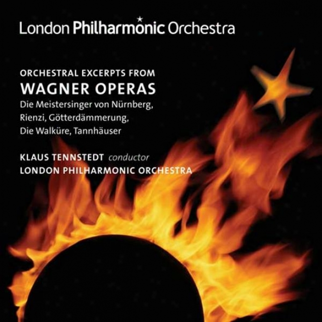 Wagner, R.: Orchestral Excerpts From Operas (london Philharmonic, Tennstedt)