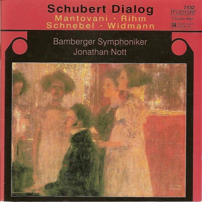 Widmann, J.: Lied / Rihm, W.: Erscheinung / Schnebel, D.: Schubert-phanfasie