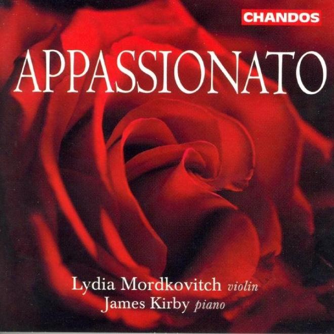 Wieniawski / Vieuxtemps / Glazunov / Rachmaninov / Prokofiev / Ernst: Work sFor Violin And Piano