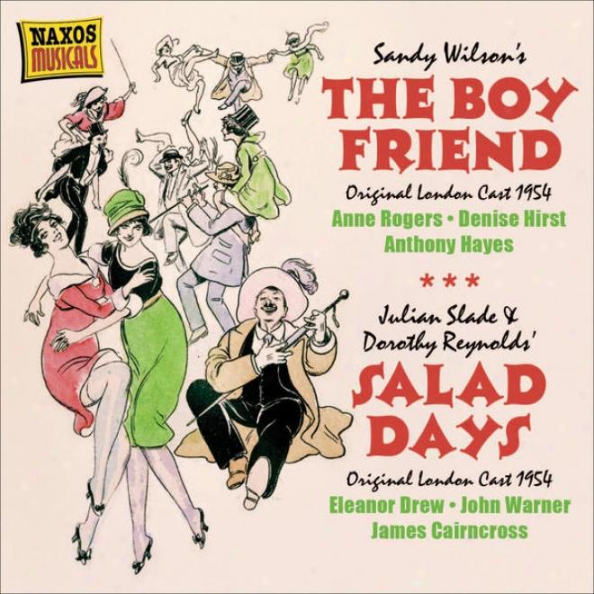 Wilson: Boy Favorer (the) (orginal London Cast) / Slade: Salad Days (original London Cast) (1954)