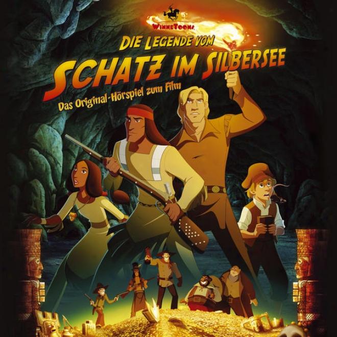 Winnetoons - Die Legende Vom Schatz Im Silbersee - Das Original-hã¶rspiel Zum Kinofilm
