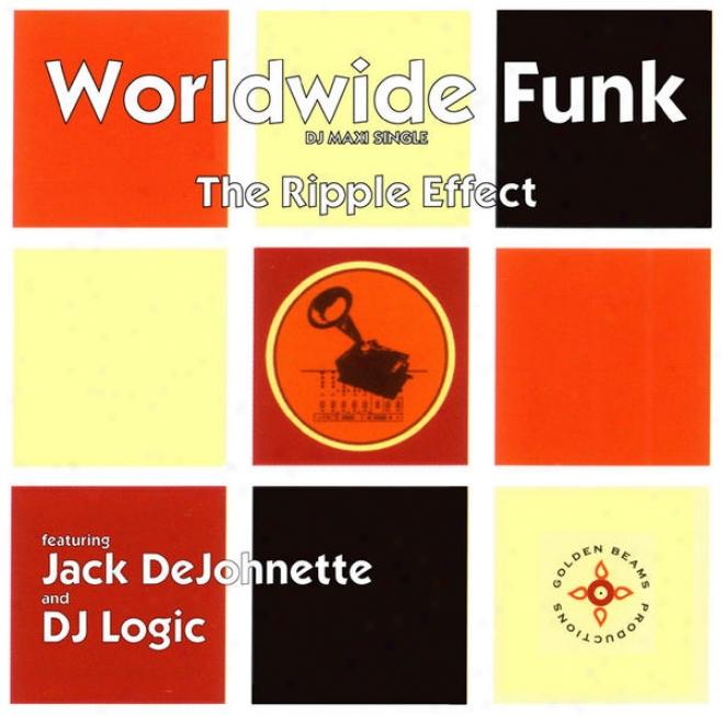 Worldwide Funk - Dj Maxi (featuring Jack Dejohnette, Foday Musa Suso And Ben Surman)