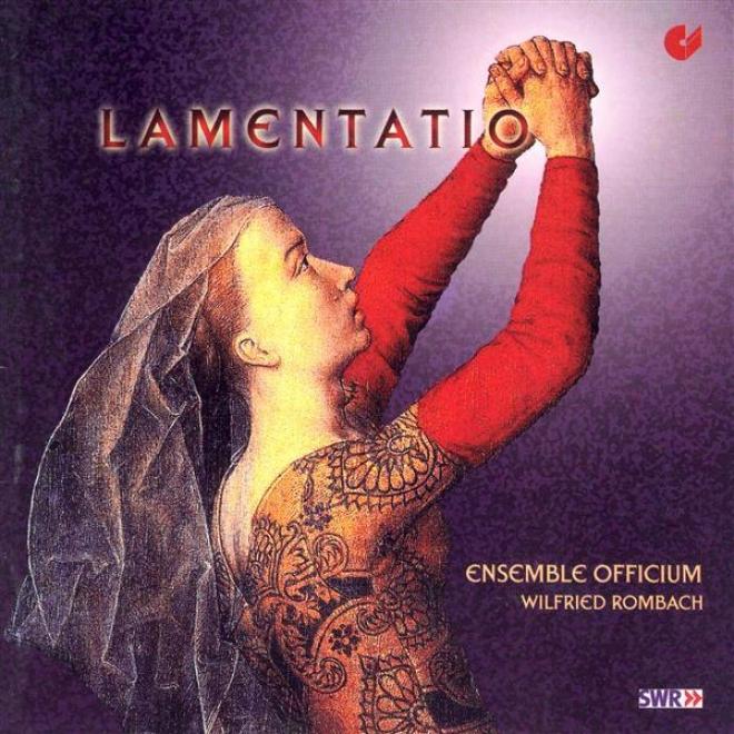Ycart, B.: Lamentations / Isaac, H.: Proper Cycle De Sancta Cruce / Josquin Des Prez: Miserere Mei Deus Secundum (offkcium Ensembl