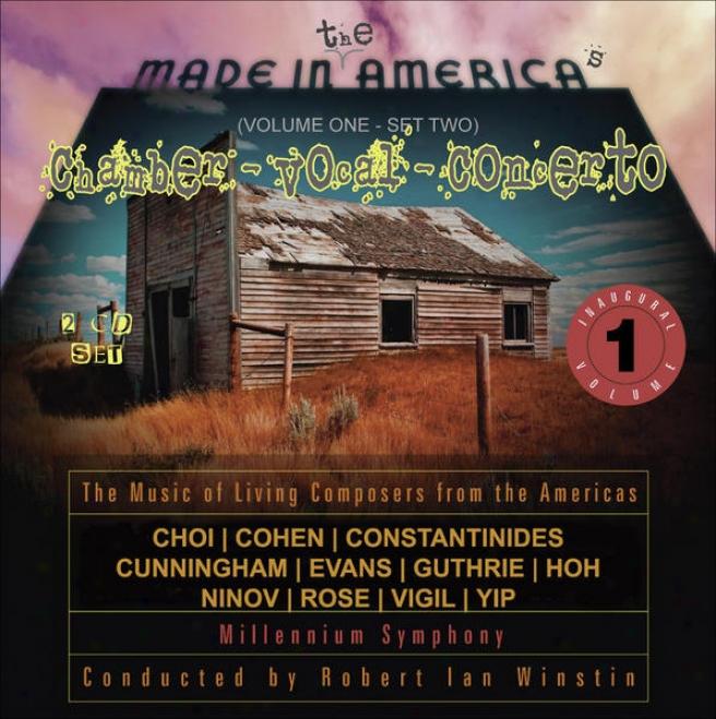 Yip, S.: Karma Iii / Rose, J.: Impromptu No. 3 / Cunningham, M.: String Quartet No. 6 (made In The Americas, Vol. 1, Set 2) (winst
