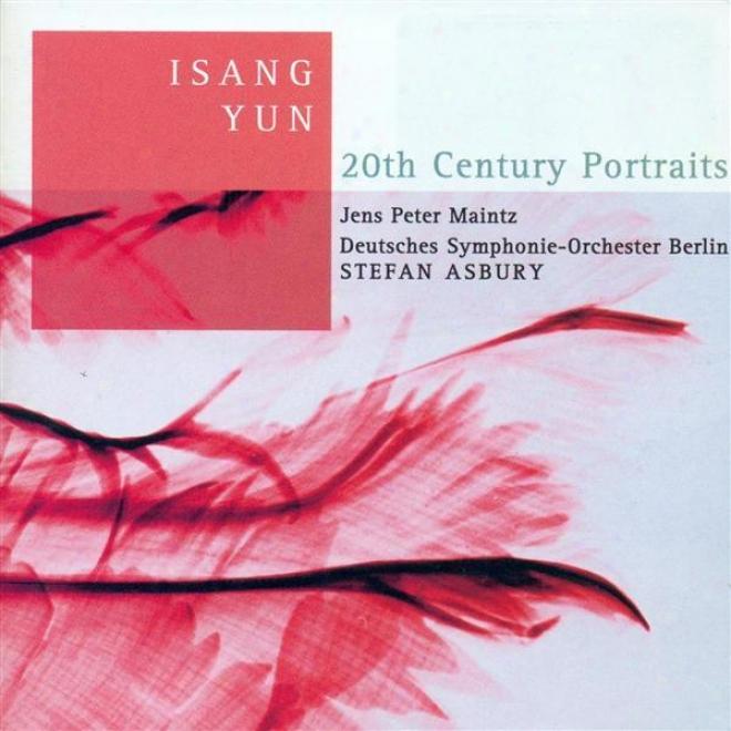 Yun, I.: Reak / Cello Concerto / Harmonia (10th Century Portraits) (asbury)