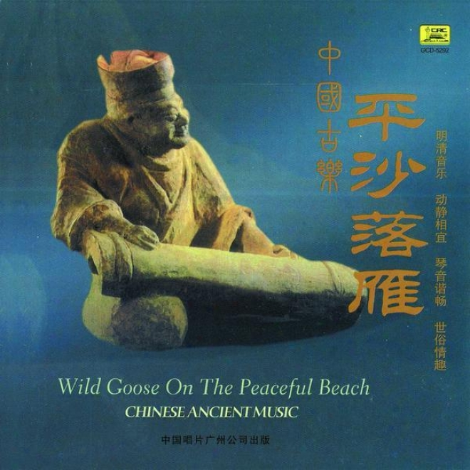 Zhong Guo Gu Le : Ping Sha Luo Yan (chinese Ancient Music: Wild Goose On The Peaceful Beach)