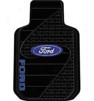 1956-1961 Ford Escort Floor Mats Logo Products Ford Floor Mats Plc1382 56 57 58 59 60 61
