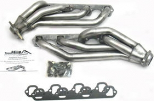 1965-1973 Ford Mustang Head3rs Jba Ford Headers 1650s 65 66 67 68 69 70 71 72 73
