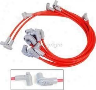 1968-1974 Chevrolet C10 Suburban Spark Plug Wire Msd Chevrolet Spark Plug Wire 31249 68 69 70 71 72 73 74