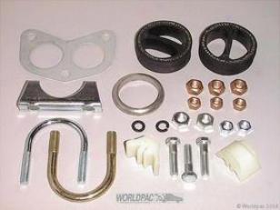 1968-1976 Bmw 2002 Muffler Hanger Kit Hjs Bmw Muffler Hanger Kit W0133-1629051 68 69 70 71 72 73 74 75 76