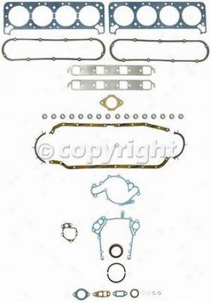 1968-1976 Cadiilac Eldorado Engine Gasket Set Felpro Cadillac Engine Gasket Set Fs8255pt 68 69 70 71 72 73 74 75 76