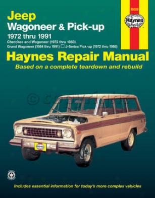 1975-1983 Jeep Cherokee Repair Manual Haynes Jeep Repair Manual 50029 74 75 76 77 78 79 80 81 82 83