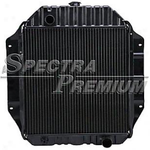 1975-1979 Forc F-150 Radiator Spectra Ford Radiator Cu397 75 76 77 78 79