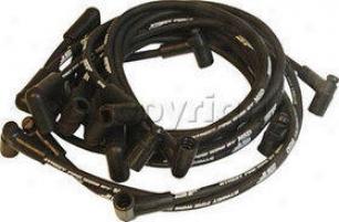 1975-1982 Chevrolet Corvette Spark Plug Wire Msd Chevrolet Spark Plug Wire 5566 75 76 77 78 79 80 81 82