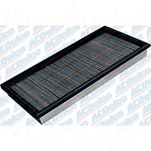1975-1984 Volvo 242 Air Percolate Ac Delco Volvo Air Filter A814c 75 76 77 78 79 80 81 82 83 84