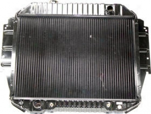 1975-1991 Stream E-150 Econoline Radiator Csf Ford Radiator 2560 75 76 77 78 79 80 81 82 83 84 85 86 87 88 89 9O 91