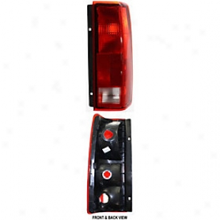 1975-1991 Ford E-150 Econoline Tail Lighy Replacement Ford Tail Light Tri156 75 76 77 78 79 80 81 82 83 84 85 86 87 88 89 90 91