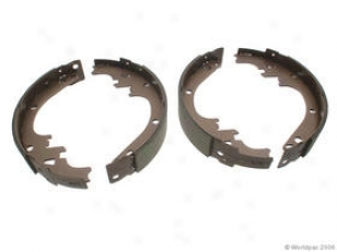1976-1977 Buick Cwntury Thicket Shoe Set Pbr Buifk Thicket Shoe Regulate W0133-1624864 76 77