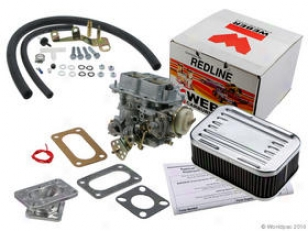 1976-1979 Jeep Cj7 Carburetor Violin Weber Redline Jeep Carburetor Kit W0133-1804829 76 77 78 79
