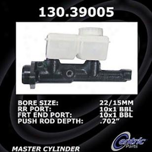 1976-1984 Volvo 242 Brake Master Cylinder Centric Volvo Brake Ruler Cylinder 130.39005 76 77 78 79 80 81 82 83 84