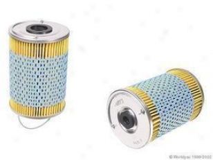 1977-1981 Mercedes Benz 280e Oil Filter Hengst Mercedes Benz Oil Filter W0133-1638352 77 78 79 80 81