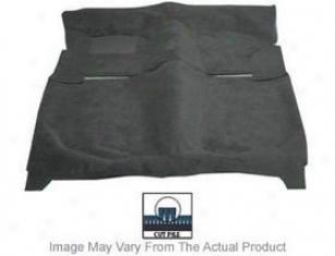 1979-1991 Mercury Capri Carpet Kit Newark Auto Products Mercury Carpet Kit 11-0022807 79 80 81 82 83 84 85 86 87 88 89 90 91
