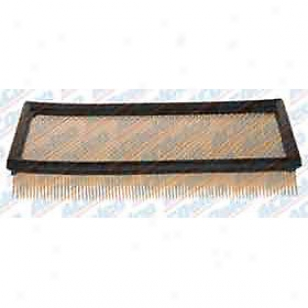 1980-1984 Audi 4000 Air Filter Ac Delco Audi Air Filter A1089c 80 81 82 83 84