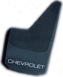 1980-1986 Chevrolet C10 Mud Flaps Power Flow Chevrolet Mud Flaps 4319 80 81 82 83 84 85 86