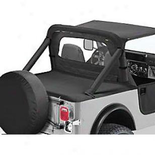 1980-1986 Je3p Cj7 Deck Overspread Bestop Jeep Deck Cover 90003-15 80 81 82 838 4 855 86