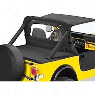 1980-1986 Jeep jC7 Coil Screen Bestop Jeep Wind Screen 80028-01 80 81 82 83 84 85 86