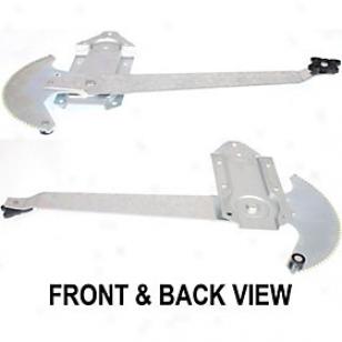 1980-1996 Ford Bronco Window Regulator Replacement Ford Window Rebulator F462920 80 81 82 83 84 85 86 87 88 89 90 91 92 93 94 95 96