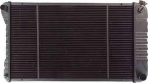 1981-1984 Chevrolet C10 Radiator Apdi Chevrolet Radiator 8010711 81 82 83 84