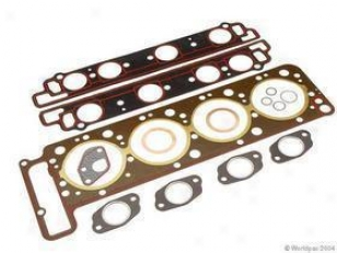 1981-1985 Mercedes Benz 380sl Engine Gasket Set Goetze Mercedes Benz Engine Gasket Set W0133-1618582 81 82 83 84 85