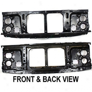 1981-1986 Cjevrolet K5 Blazer Radiator Support Replacement Chevrolet Radiator Support 6821 81 82 83 84 85 86