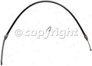 1981-1986 Jeep Cj7 Parking Brake Cable Raybestos Jeep Parking Brake Cable Bc93233 81 82 83 84 85 86