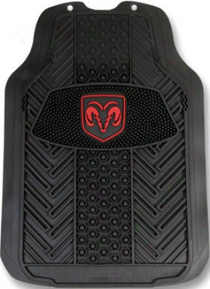 1981-1988 Dodge Aries Floor Mats Plasticolor Dodge Floor Mats 001689r01 81 82 83 84 85 86 87 88