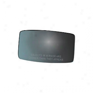 1981-1990 Ford Escort Mirror Glass Dorman Ford Mirror Glass 51064 81 82 83 84 85 86 8 788 89 90