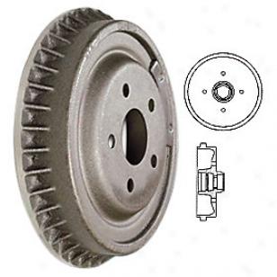 1981-1992 Volkswagen Jetta Brake Drum Centriv Volkswagen Brake Drum 122.33001 81 82 83 84 85 86 87 88 89 90 91 92