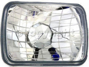 1982-1993 Chevrolet S10 Headlight Ipcw Chevrolet Headlight Cwc-7012 82 83 84 85 86 87 88 89 90 91 92 93
