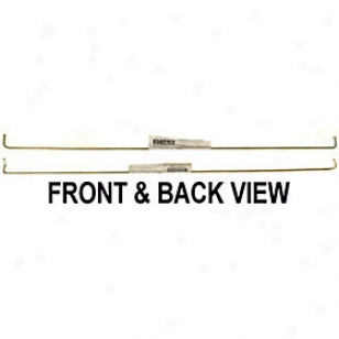 1982-1993 Chevrolet S10 Tailgate Rod Replacement Chevrolet Tailgate Ror C582702 82 83 84 85 86 87 88 89 90 91 92 93