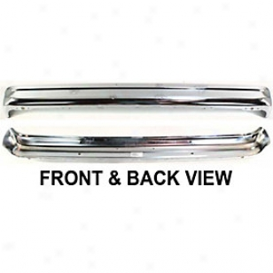 1983-1985 Ford Ranger Bumper Replacement Ford Bumper 7832 833 84 85