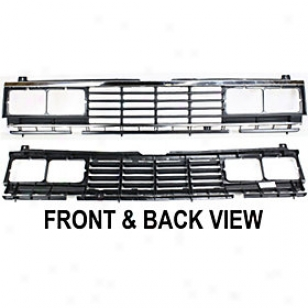1983-1986 Nissan 720 Grille Replacement Nissan Grille 693 83 84 85 86