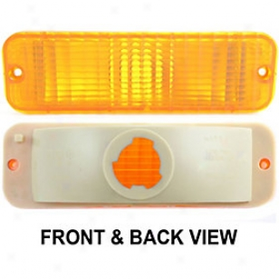 1983-1988 Ford Ranger Turn Signal Light Replacement Ford Turn Signal Light 12-1434-01 83 84 85 86 87 88