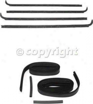 1983-1988 Ford Ranger Weatherstrip Close Fairchild Industries Ford Weatherstrip Seal Kf2023 83 84 85 86 87 88