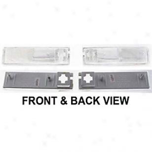 1983-1994 Chevrolet S10 Blazer Corner Light Bolt0n Premiere Chevrolet Corner Light Cs8293ccl 83 84 85 86 87 88 89 90 91 92 93 94