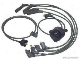 1984-1985 Honda Accord Spark Plug Wire Bosch Honda Spark Plug Wire W0133-1630004 84 85