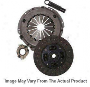 1984-1986 Chrysler Laser Clutch Kit Auto Com Chrysler Clutch Kit Eco31-75011 84 85 86