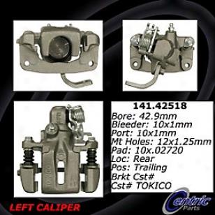 1984-1986 Nisssan 300zx Brake Caliper Centric Nissan Brake Caliper 141.42518 84 85 86